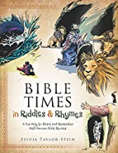 Bible Times in Riddles & Rhymes: A Fun Way to Share and Remember Well-Known Bible Stories
