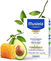 Mustela Nourishing Soap with Cold Cream 100g - For Dry Skin, 110 grams