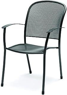KETTLER Classic Garden Caredo Chair IRON GREY