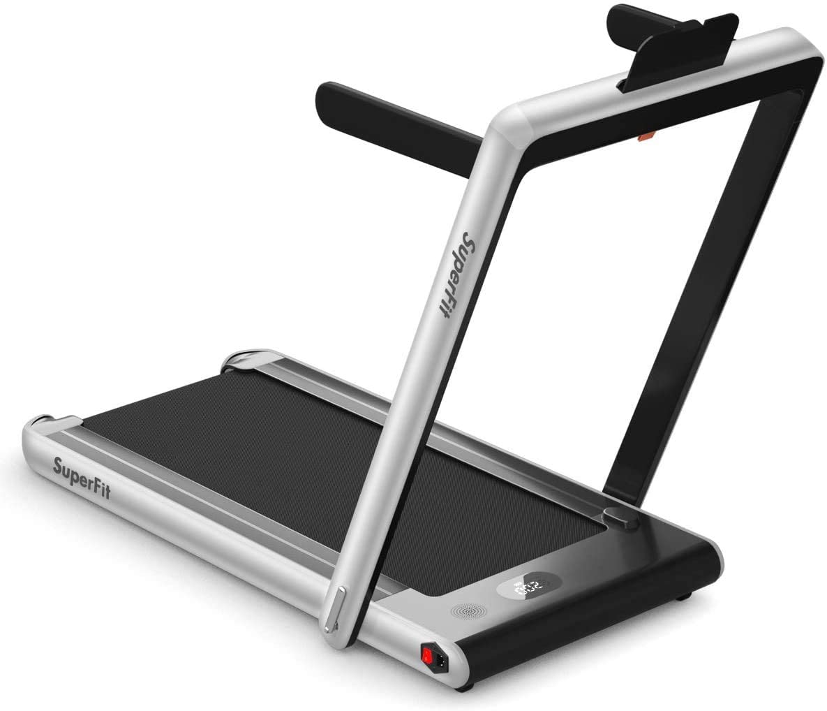 Byroce Adjustable Folding Spring new work one after another Treadmill Und Speed At the price of surprise 2.25HP