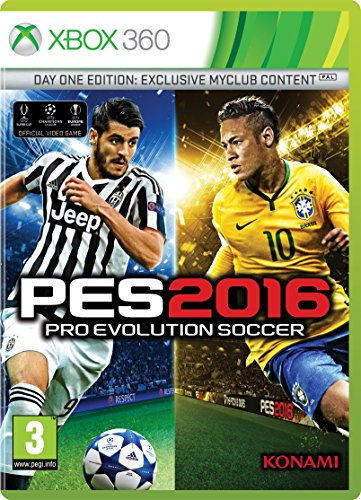 Pro Evolution Soccer 2016 Day 1 Edition (Xbox 360)
