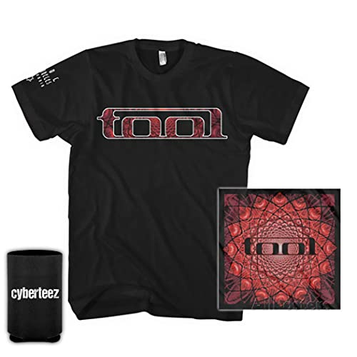 47e05603 Tool Band Red Pattern T-Shirt + Coolie