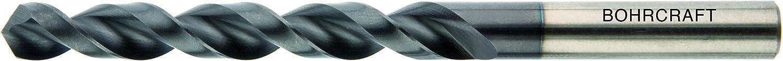 Bohrcraft Spiralbohrer DIN 338 HSS-G Split Point Typ U-TL TiALN, 3 mm in BC-QuadroPack Profi Plus, 10 Stück, 11260300300 B00ELD92EM | Stil