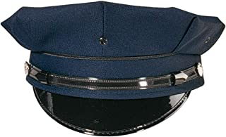 8 Point Police/Security Cap