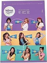 TWICE 5th Mini Album - WHAT IS LOVE ? [ B Ver. ] CD + Photobook + Photocards + Lyrics book + Postcard + Sticker + FREE GIFT / K-pop Sealed