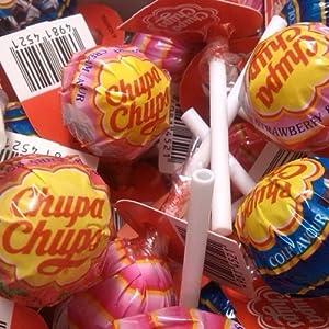 30 x chupa chups lollies assorted flavours (best of) 30 x Chupa Chups Lollies Assorted Flavours (Best of) 61BI3b9jb2L