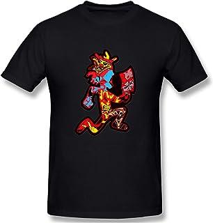 dbb1fb3a27a Hatchetman ICP Print Design Men s Ideal Short Sleeve T Shirt Black