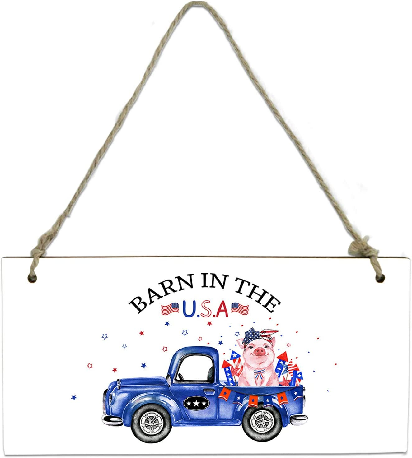 Max 48% OFF Wood Plaque New product Wall Hanging Sign Kitchen Independence Bathroom for