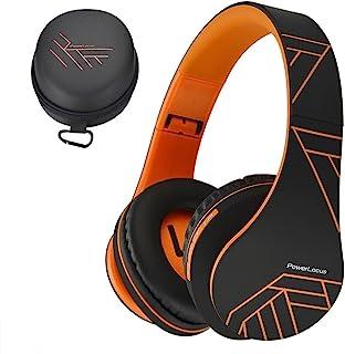 Bluetooth Koptelefoons, PowerLocus P2 draadloze Over-Ear Koptelefoon Inklapbaar, Met microfoon, Micro SD slot, FM Radio, d...
