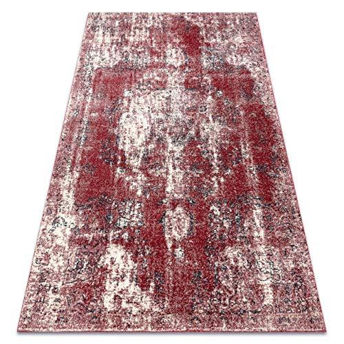 Teppich HENT 78301612 Ornament Vintage Rotwein 160x230 cm weinrote
