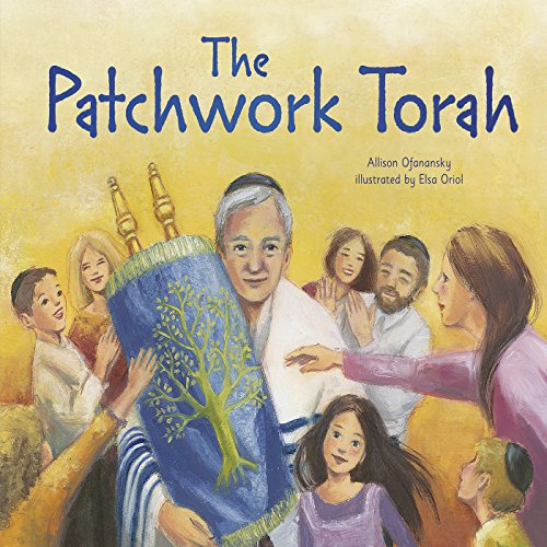The Patchwork Torah copertina