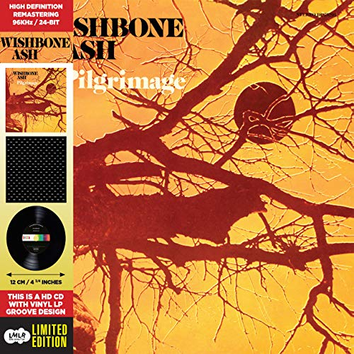 Wishbone Ash: Pilgrimage (Audio CD (Collector's Edition))