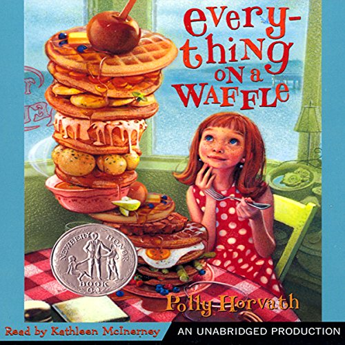Everything on a Waffle audiobook cover art