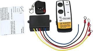 رافعة تحكم عن بعد لاسلكية جهاز تحكم عن بعد 12 فولت/ لرافعة شاحنة جيب ATV