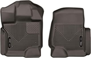 Husky Liners Fits 2015-19 Ford F-150 SuperCrew/SuperCab X-act Contour Front Floor Mats