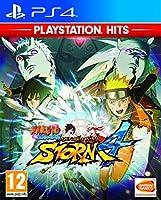 Naruto Shippuden: Ultimate Ninja Storm 4 - Playstation Hits (PS4) (輸入版)