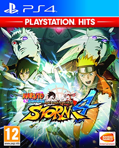 Naruto Shippuden: Ultimate Ninja Storm - PlayStation 4 [Importación francesa]