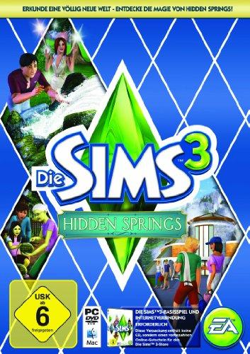 Die Sims 3: Hidden Springs