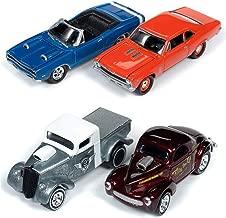 New DIECAST Toys CAR JOHNNY LIGHTNING 1:64 Themed 2-Pack 2019 - Release 1 Assortment JLPK007-12