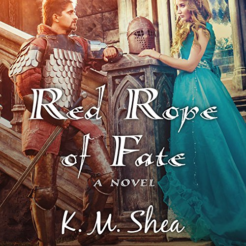 Red Rope of Fate audiobook cover art