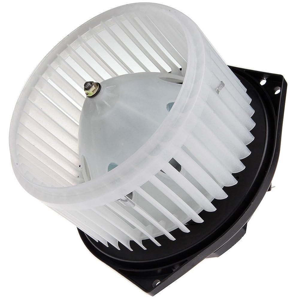 SCITOO ABS Plastic Heater Blower Motor w/Fan HVAC A/C Resistors Blowers Motors fit for 2008-2012 Infiniti EX35 2003-2007 Nissan 350Z 2011-2016 Nissan Quest Front