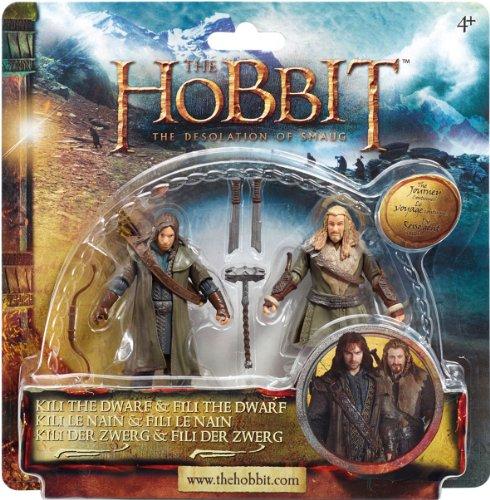 The Hobbit BD16012.0091 - Kili und Fili - Figuren