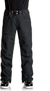 Quiksilver Mens EQYTP03067 Forest Oak 15k Snowboard Ski Pants Snowboard Pants