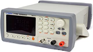 Precise AT512 High-precision DC Resistance Meter Low Micro Ohm Meter Tester 0.1u-110M Ohm with RS232 Handler Comparator Digital Display