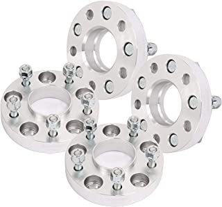 Wheel Spacers Adapter 5x5 Pair of Circuit Performance 1.25 to 5x114.3 for Chevy Impala SS and Caprice 32mm 5x127 5x4.5