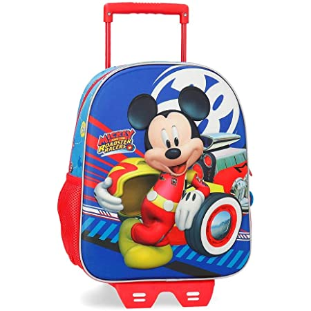Disney Mickey Mouse Sac /à dos de gym avec cordon de serrage 3D nouveaut/é PE