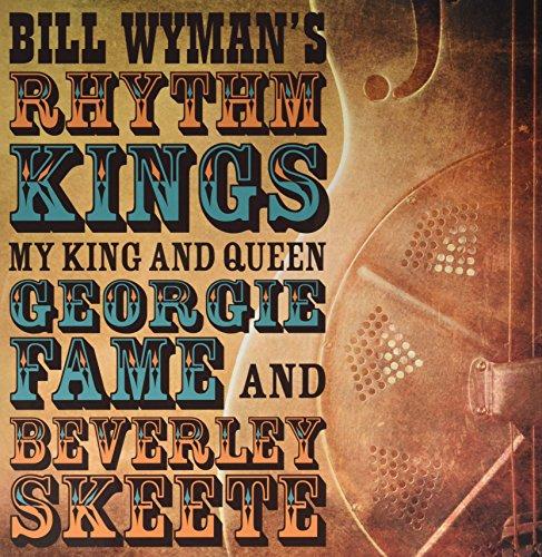 My King And Queen - Georgie Fame And Beverley Skeete (Amazon Exclusive Edition) [VINYL] [Vinyl LP]