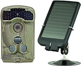 Ltl Acorn 6310MC 12MP HD Digital Activated Camera + Solar Panel Charger