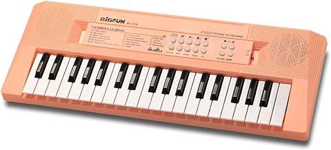 BIGFUN Kids Keyboard Piano 37 Keys Portable Kids Electronic
