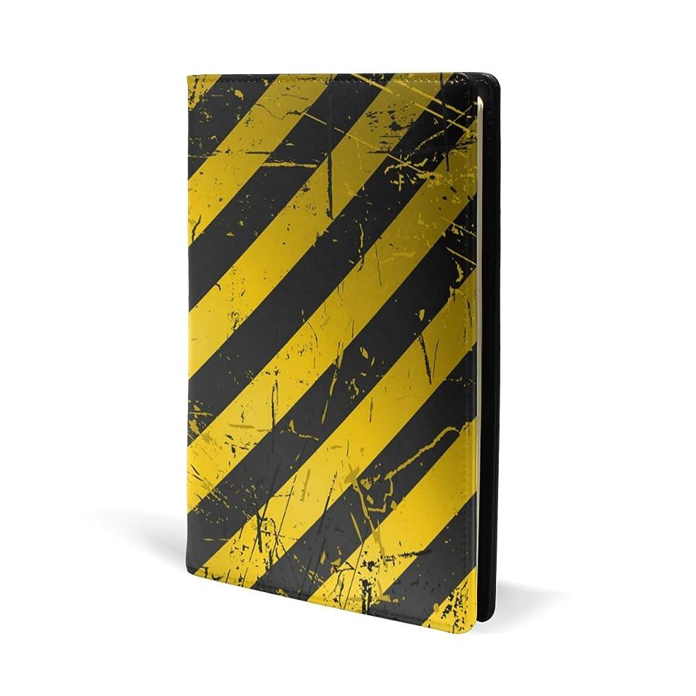 達成する動かない作者ブックカバー a5 ストライプ 金色 きれい 文庫 PUレザー ファイル オフィス用品 読書 文庫判 資料 日記 収納入れ 高級感 耐久性 雑貨 プレゼント 機能性 耐久性 軽量