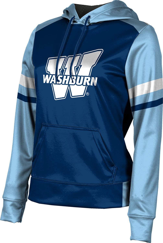 ProSphere Washburn University Girls' Pullover Hoodie, School Spirit Sweatshirt (Old School)