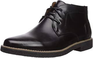 Men's Bangor Memory Foam Dress Casual Comfort Chukka Boot