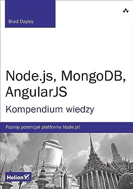 Node.js MongoDB AngularJS Kompendium wiedzy