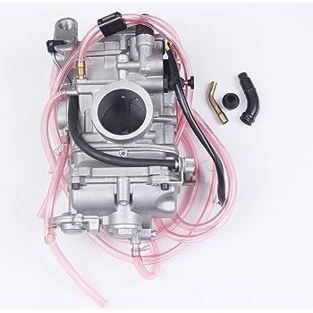 Quick Start for Keihin FCR Carburetors For 2008 Yamaha YZ450F~Boyesen APC-3QS