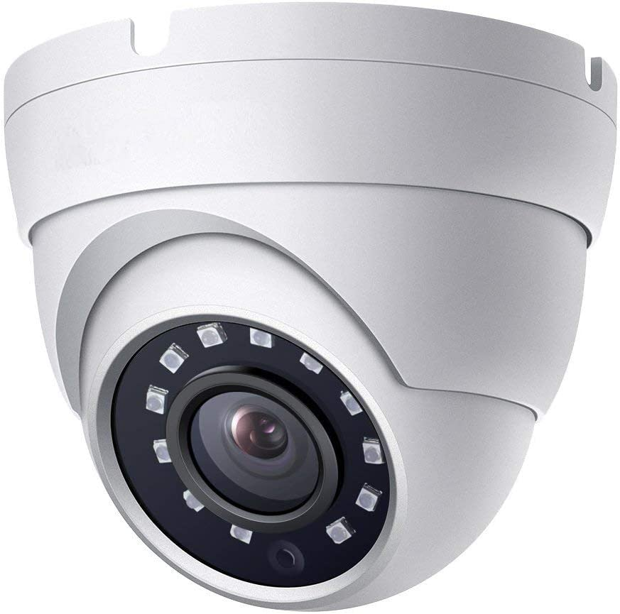 2MP TVI Dome Analog CCTV Security 4-in1 AHD Max 41% OFF Anal Product Camera CVI