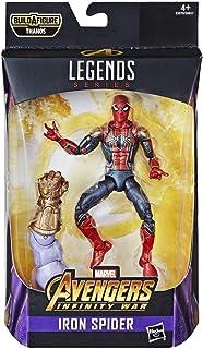 Marvel Classic - Legends Series Avengers: Infinity War 6-Inch Iron Spider Figure (Hasbro E3979CB0)