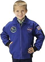 Aeromax NASA Apollo 11 Kids Flight Jacket Small
