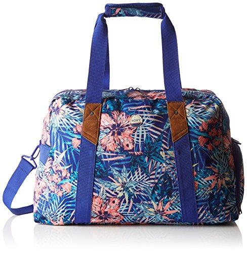 Roxy Damen Sugar It Up Mittelgroße Sporttasche, Royal Blue Beyond Love, 49.5 x 18.5 x 32 cm