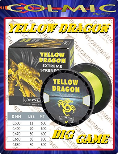 FILO YELLOW DRAGON 800MT - 50LBS