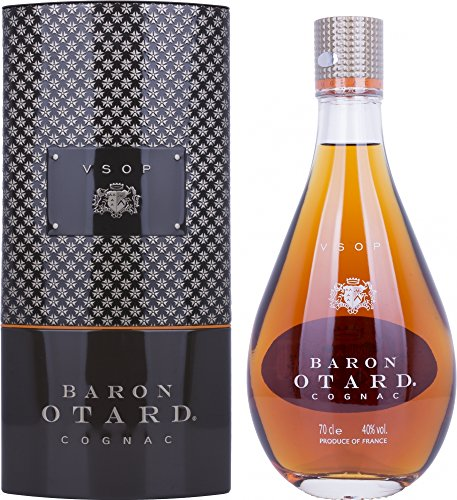 Otard Baron VSOP mit Geschenkverpackung (1 x 0.7 l)
