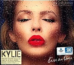 Kylie Minogue : Kiss Me Once (Deluxe Edition) CD+DVD