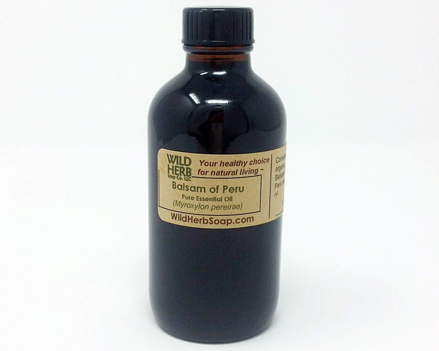 Balsam of 低価格 Peru Essential Oil 8 oz sourced 再販ご予約限定送料無料 USDA ISO from a and