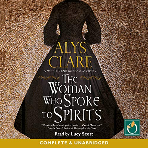 The Woman Who Spoke to Spirits audiobook cover art