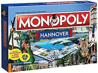 Monopoly Hannover Edition - Das berühmte Spiel um den groß