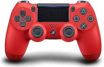 Glory.D Controlador inalámbrico para PS4, Bluetooth Gamepad Controlador inalámbrico DualShock Controladores clásicos Joystick Gamepad Controlador inalámbrico de Juegos para Sony Playstation 4