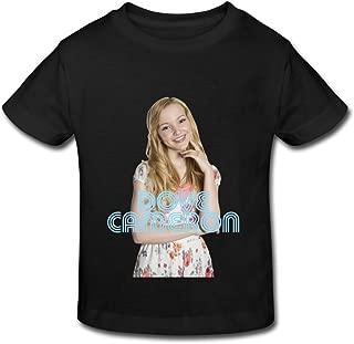TBTJ Dove Cameron Tee Shirts for Kids 2-6 Years Old
